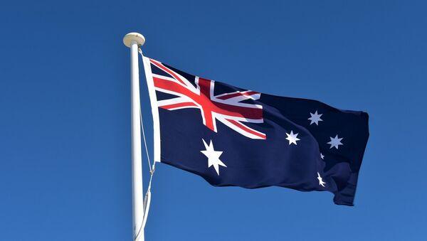 Avustralya bayrağı - Sputnik Türkiye
