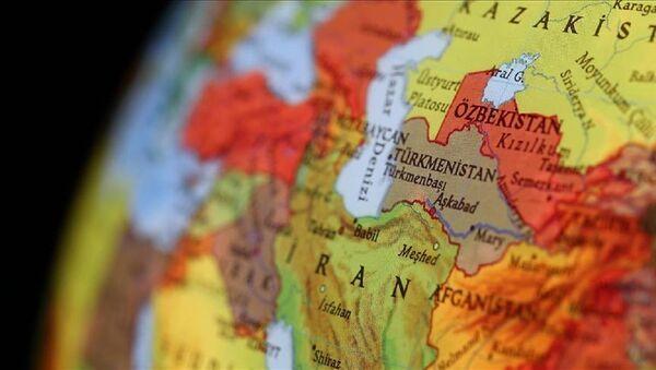 İran harita - Sputnik Türkiye