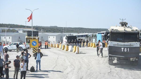 3. havalimanı, eylem, protesto - Sputnik Türkiye