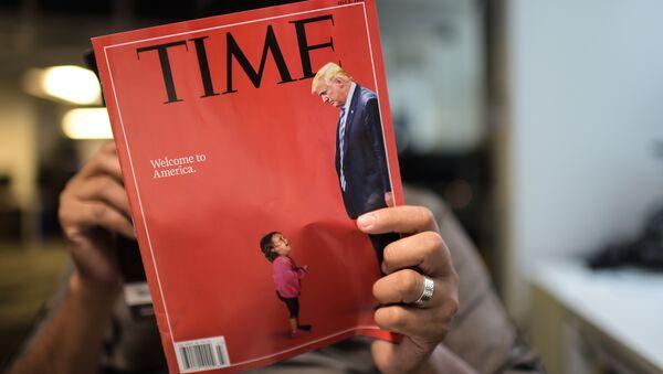 Time dergisi - Sputnik Türkiye