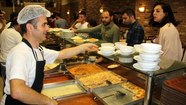 Çorbanın 1.5 liraya satıldığı lokantada zam yok - Sputnik Türkiye