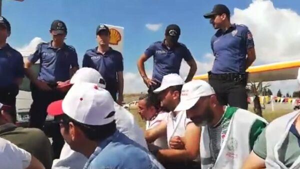 Cargill İşçileri - Sputnik Türkiye
