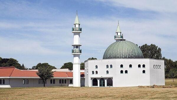 İsveç'in Malmö kentinde cami - Sputnik Türkiye
