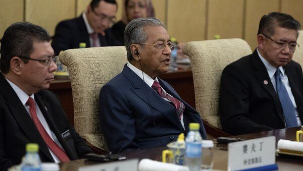 Malezya Başbakanı Mahathir Muhammed - Sputnik Türkiye