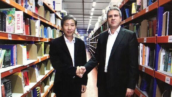 Çin ile Türkiye arasında yayıncılık anlaşması - Sputnik Türkiye