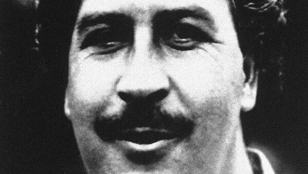 Pablo Emilio Escobar Gaviria - Sputnik Türkiye