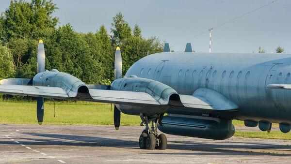 İl-20 uçağı - Sputnik Türkiye