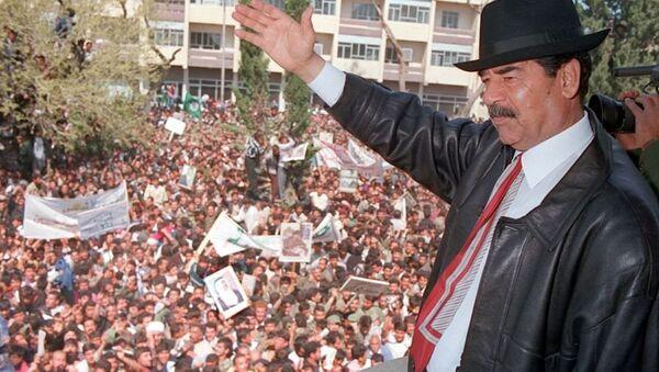 Saddam Hüseyin - Sputnik Türkiye