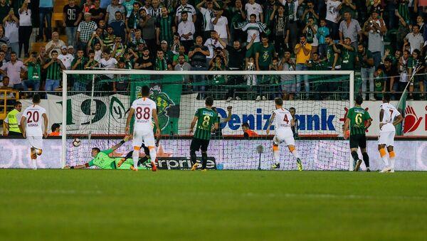 Akhisarspor-Galatasaray maçı - Sputnik Türkiye