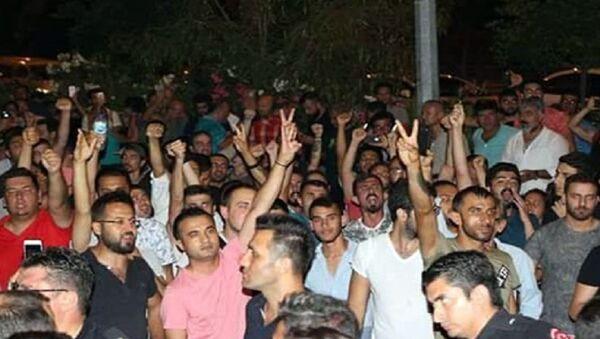 Antalya'da tutuklubulunan CHP'liler - Sputnik Türkiye
