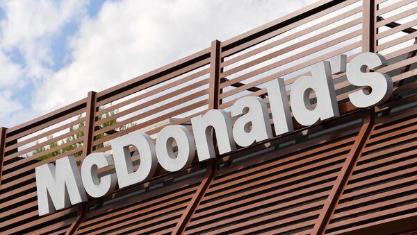 McDonalds - Sputnik Türkiye