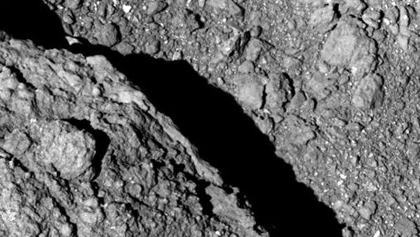280 milyon kilometre uzaklıkta bulunan asteroitten ilk fotoğraflar geldi - Sputnik Türkiye