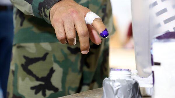 Irak Kürt Bölgesel Yönetimi'nde (IKBY) yapılan milletvekili seçimleri - Sputnik Türkiye