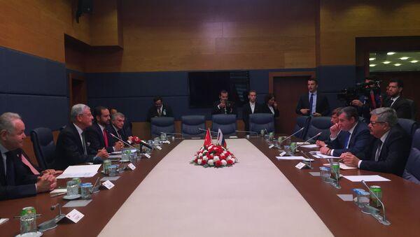 Rusya Devlet Duması Dış İlişkiler Komitesi Başkanı Slutsky'dan Türkiye'ye destek - Sputnik Türkiye