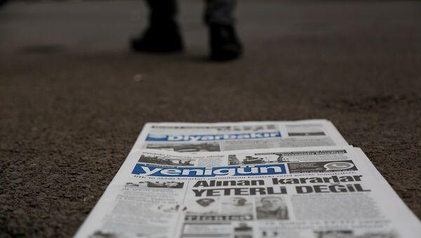 Yerel gazete - Sputnik Türkiye