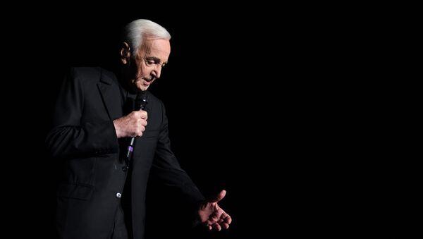 Charles Aznavour - Sputnik Türkiye