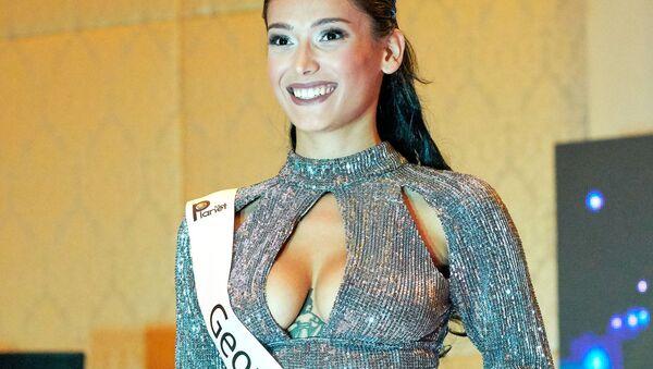 Gürcistan'da Miss and Mister Planet Güzellik Yarışması - Sputnik Türkiye