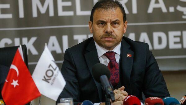 TMSF Başkanı Muhiddin Gülal - Sputnik Türkiye