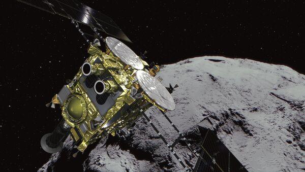 Hayabusa2 uzay aracı - Sputnik Türkiye
