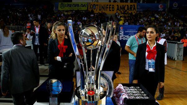 34. Cumhurbaşkanlığı Kupası - Sputnik Türkiye