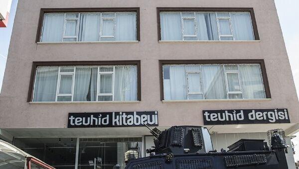 'IŞİD ile bağlantılı' denen 'eğitim kurumu'na operasyon - Sputnik Türkiye