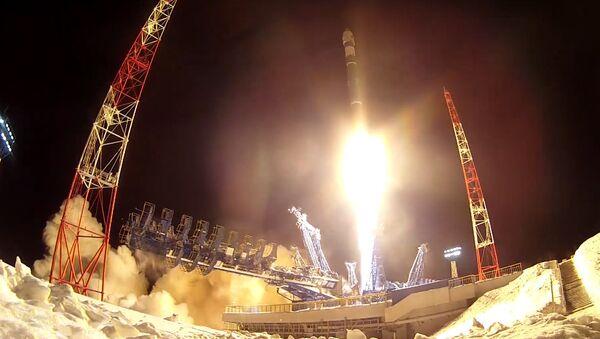 Rusya'da Uzay Kuvvetleri Günü kutlanıyor - Sputnik Türkiye
