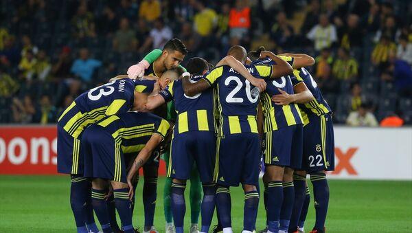 Fenerbahçe, sahasında Spartak Trnava'yı ağırlıyor - Sputnik Türkiye