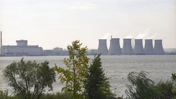 Novovoronezh Nuclear Power Plant - Sputnik Türkiye