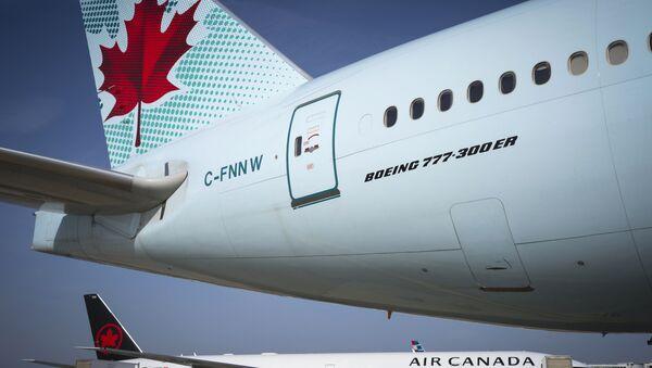 Air Canada - Sputnik Türkiye