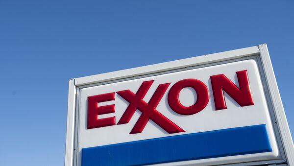 ExxonMobile - Sputnik Türkiye