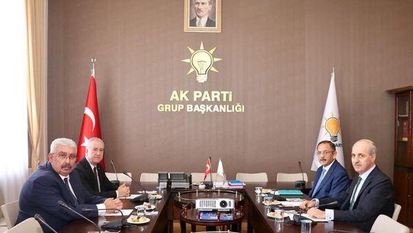AK Parti - MHP ittifak görüşmeleri - Sputnik Türkiye