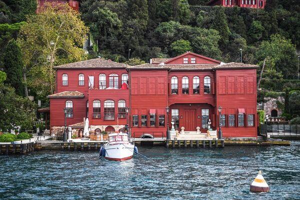 İstanbul Boğazı'na bakan bir yalı - Sputnik Türkiye