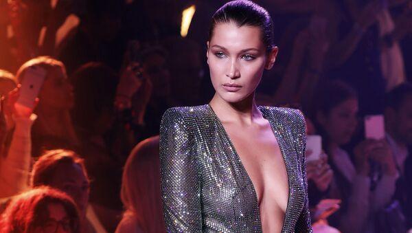 Filistin asıllı ABD'li model Bella Hadid - Sputnik Türkiye