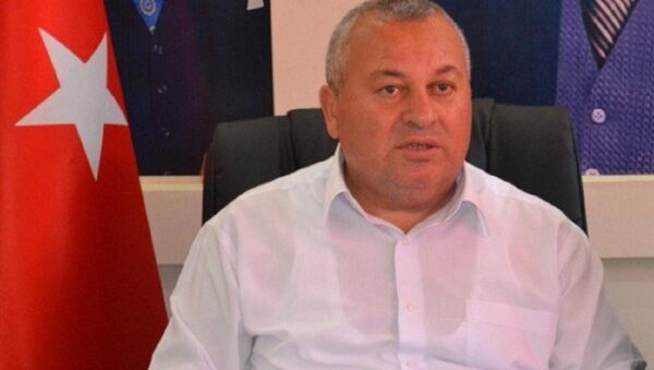 MHP Ordu Milletvekili Cemal Enginyurt - Sputnik Türkiye