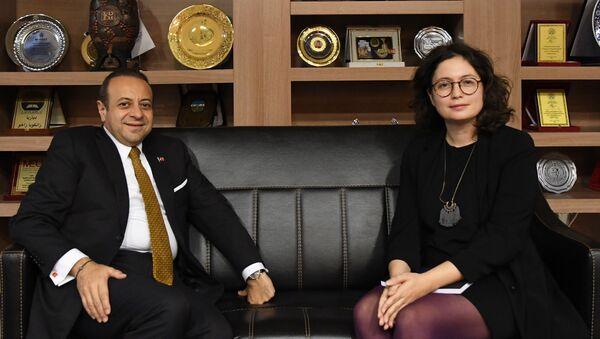 Avrupa Birliği ve Devlet Eski Bakanı Egemen Bağış'ın Sputnik röportajı - Sputnik Türkiye