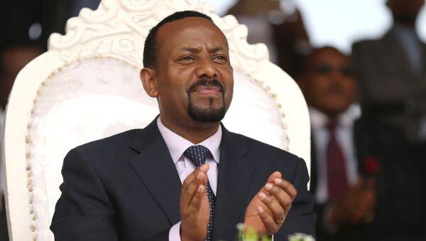 Etiyopya Başbakanı Abiy Ahmed - Sputnik Türkiye