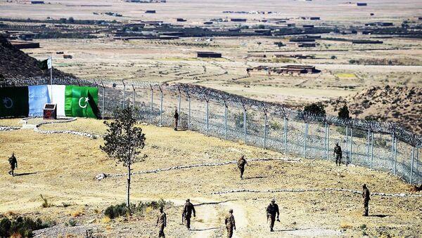 Afganistan - Pakistan sınırı - Sputnik Türkiye