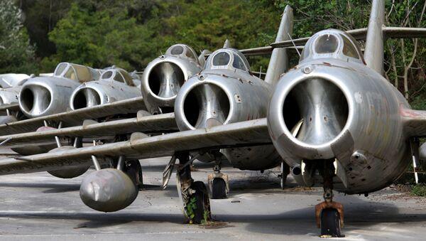 NATO'nun Batı Balkanlar'daki ilk hava üssü Kuçova - Sputnik Türkiye