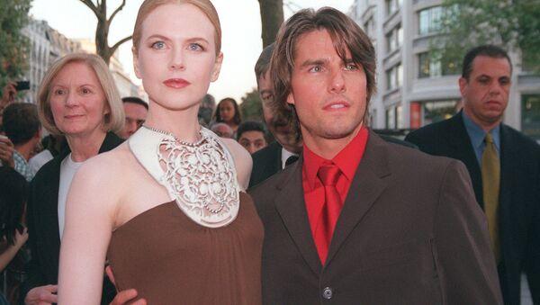 Nicole Kidman-Tom Cruise - Sputnik Türkiye