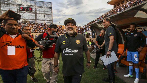 Diego Armando Maradona - Sputnik Türkiye