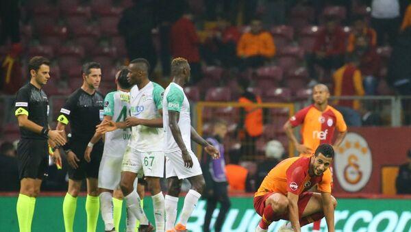 Galatasaray, evinde 16 maç sonra puan kaybetti - Sputnik Türkiye