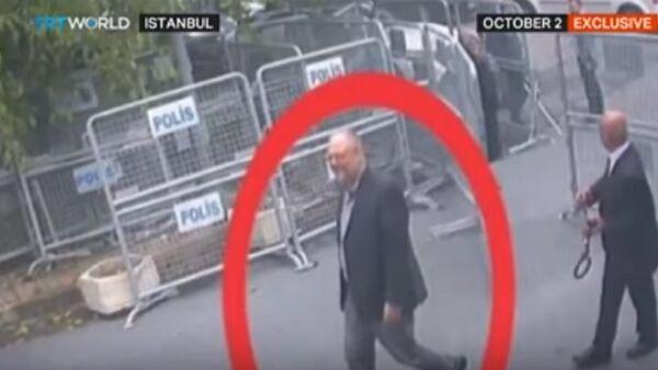 Cemal Kaşıkçı - Sputnik Türkiye