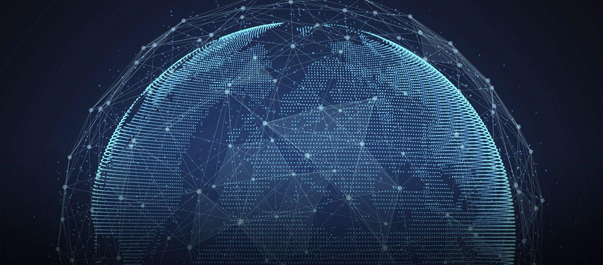 blockchain - Sputnik Türkiye, 1920, 23.10.2018