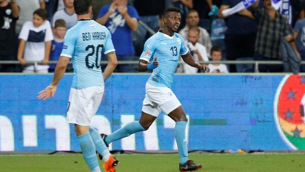 UEFA Uluslar Ligi'nde 11 Ekim'de İsrail milli futbol takımı İskoçya'yı ağırladı. - Sputnik Türkiye