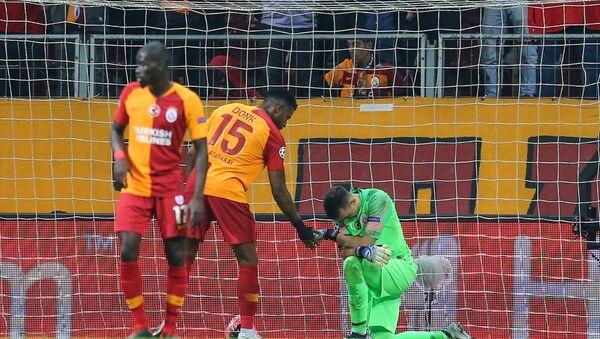Galatasaray-Schalke 04 - Sputnik Türkiye