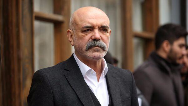 Ercan Kesal - Sputnik Türkiye