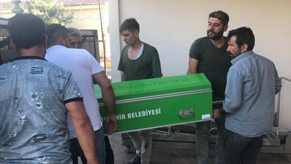 tabut- ölü- cenaze - Sputnik Türkiye