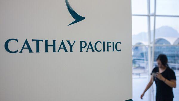 Cathay Pacific Havayolları - Sputnik Türkiye