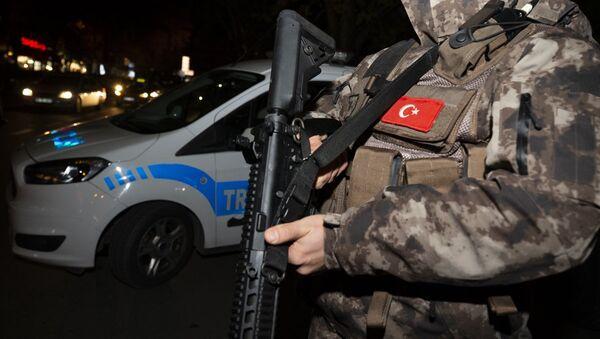 Türkiye Güven Huzur uygulaması - Sputnik Türkiye