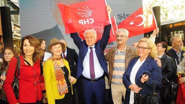 Muammer Keskin - Sputnik Türkiye